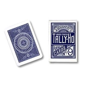 Tally-Ho Circle Blue Deck