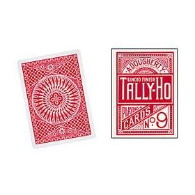 Tally-Ho Circle Red Deck