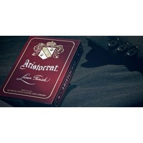 Aristocrat Playing Cards - Red